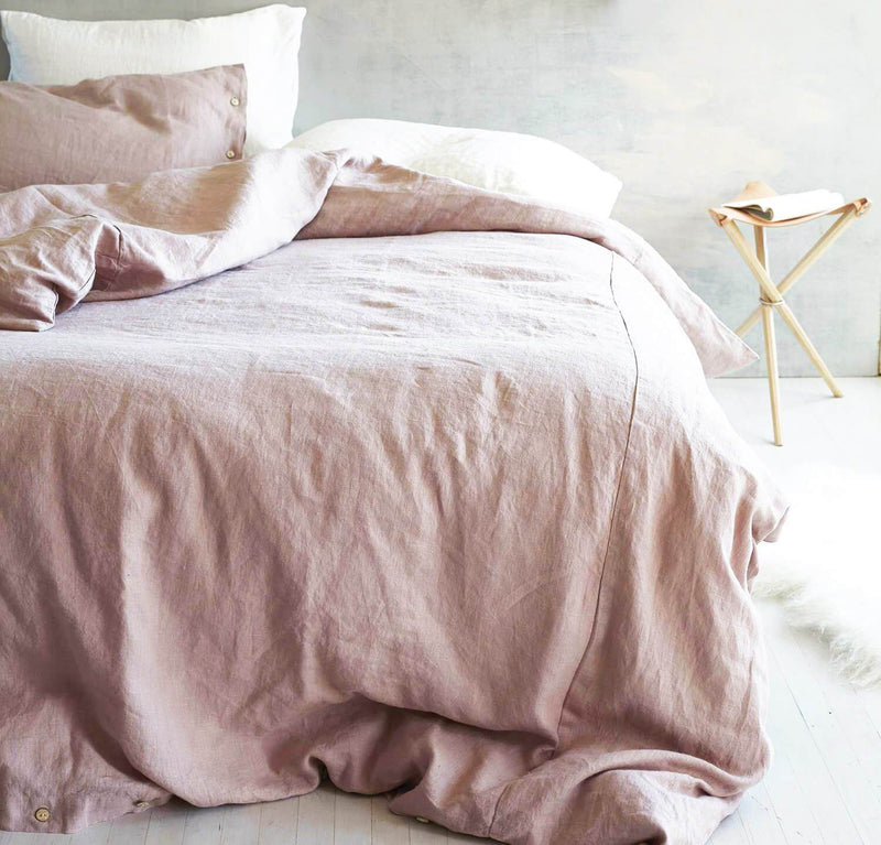 orkney linen duvet cover by rough linen