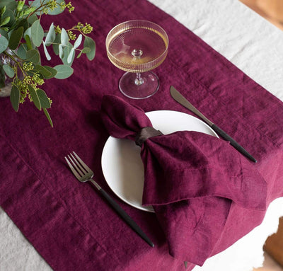 Limited Edition Orkney Linen Napkin