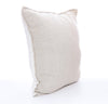 Two-Tone Linen Cushion Cover