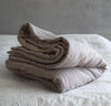 Warm Linen Coverlet
