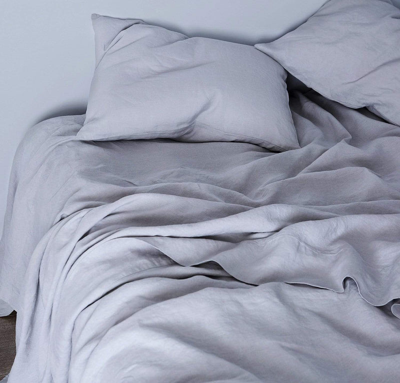 Smooth Linen Flat Sheet