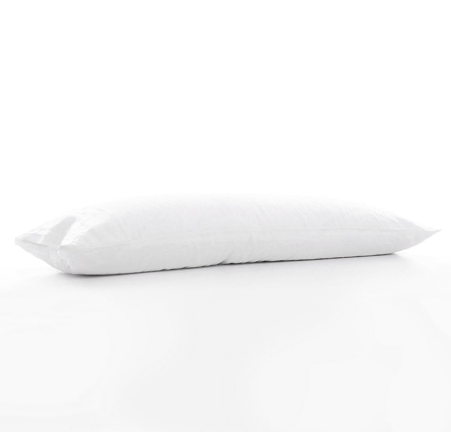Best Linen Body Pillow Cover By Rough Linen