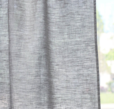 Smooth Linen Curtain