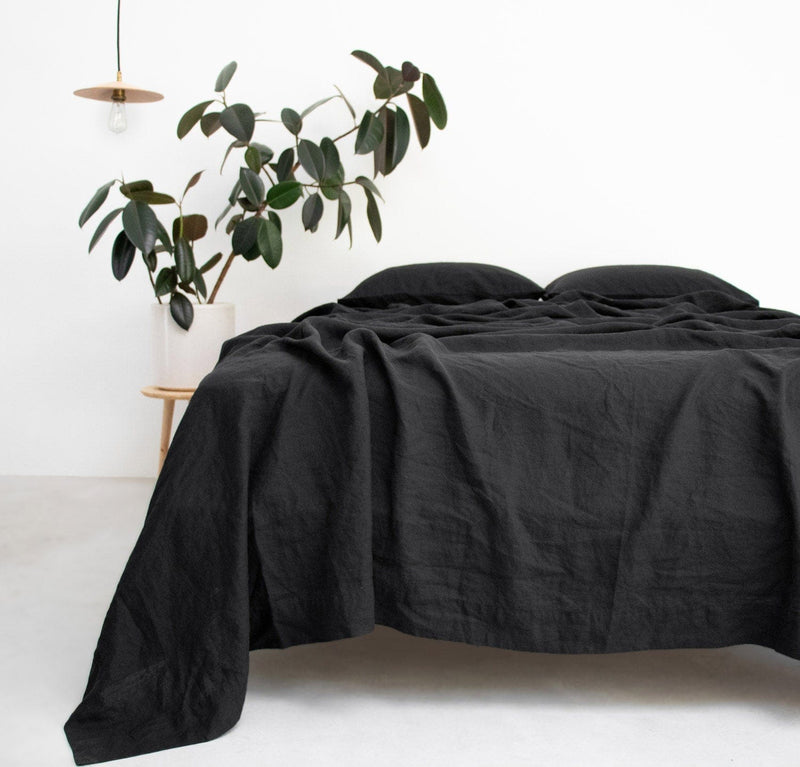 smooth linen summer cover by rough linen