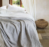 st barts linen summer bedding set by rough linen