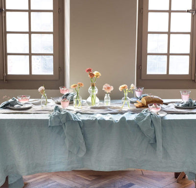 St. Barts Linen Tablecloth