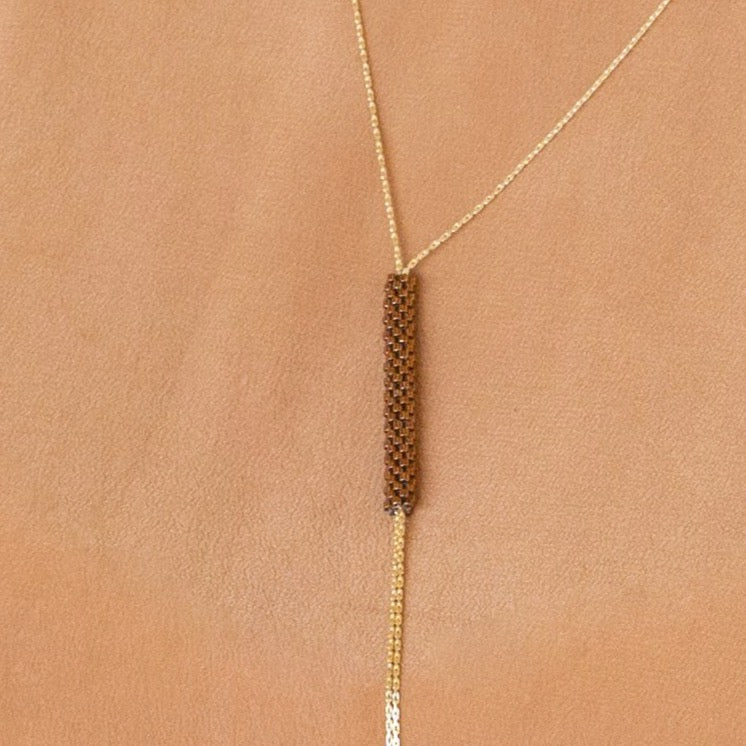 Bolero de Oro Necklace