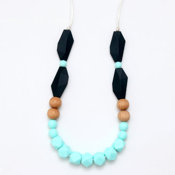 Getting Sew Crafty - Silicone Teething Necklace Elora