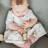 Little Sapling Toys - Maple Baby Rattle With Rings