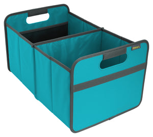 Meori  - Foldable Box Classic Large / Azure Blue / Solid