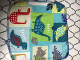 Double Sided Cloth Wipes