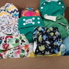 Newborn Diaper Rental Kit