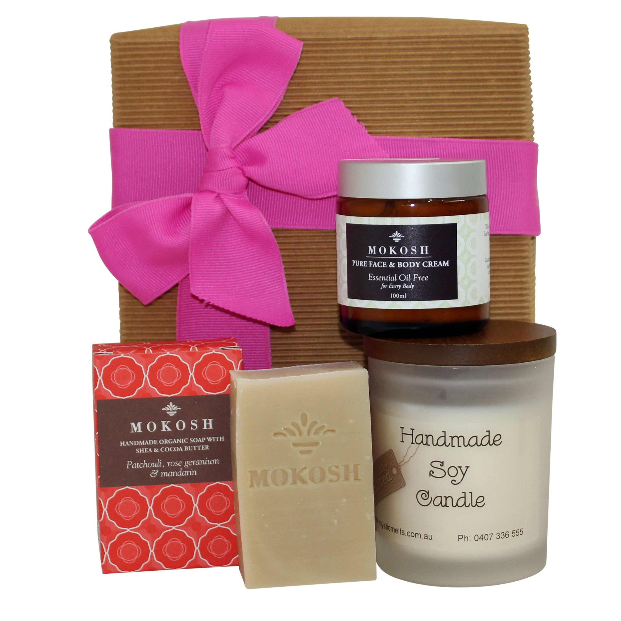 A Little Pampering Gift For Her - Naturally Gifted