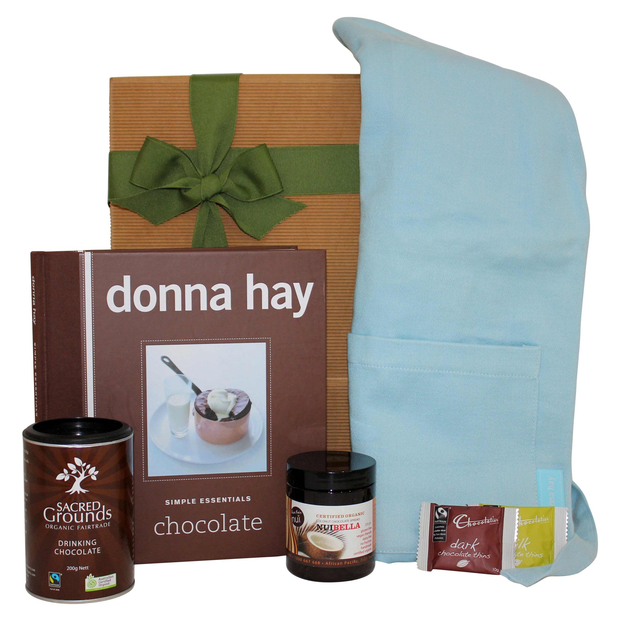 Chocolate Essentials Gift Hamper - Naturally Gifted