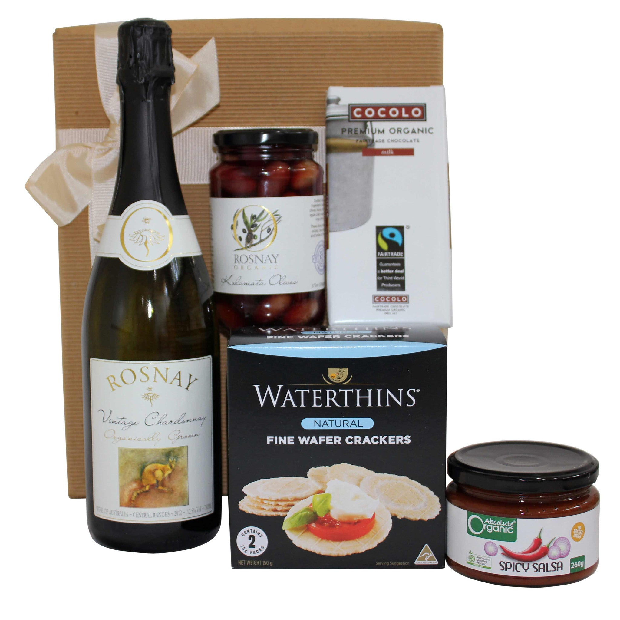 Congratulations Gift Hamper - Naturally Gifted
