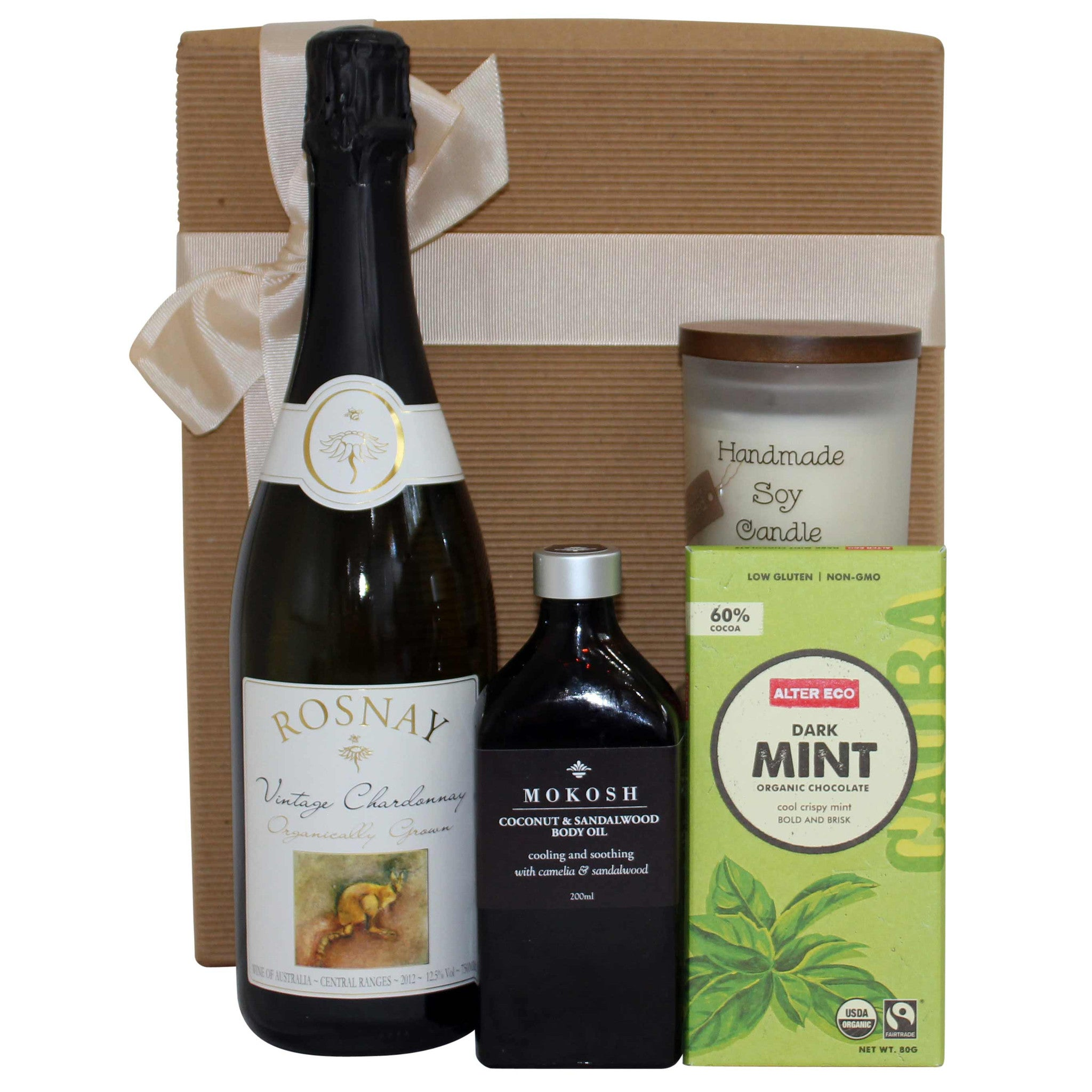Gift Hamper Just for the Parents - Naturally Gifted