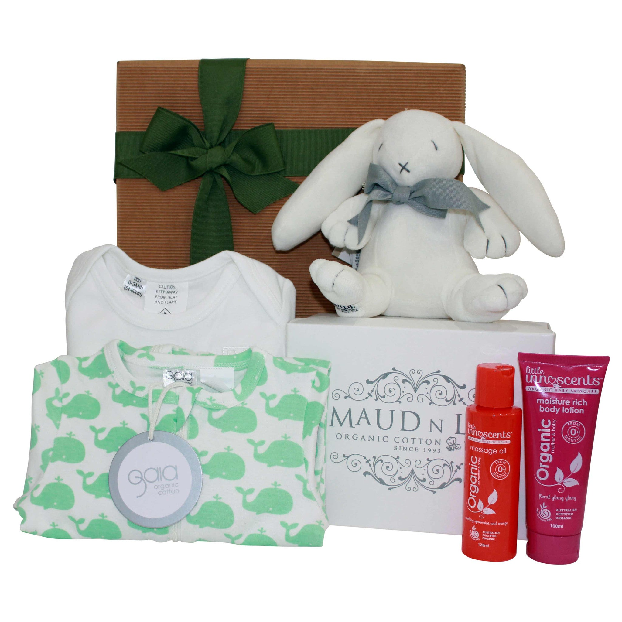Ni-night Baby Hamper - Naturally Gifted - 1