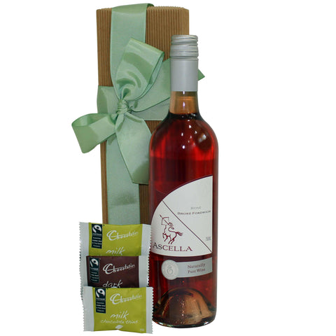 Rose` Wine Gift - Naturally Gifted
