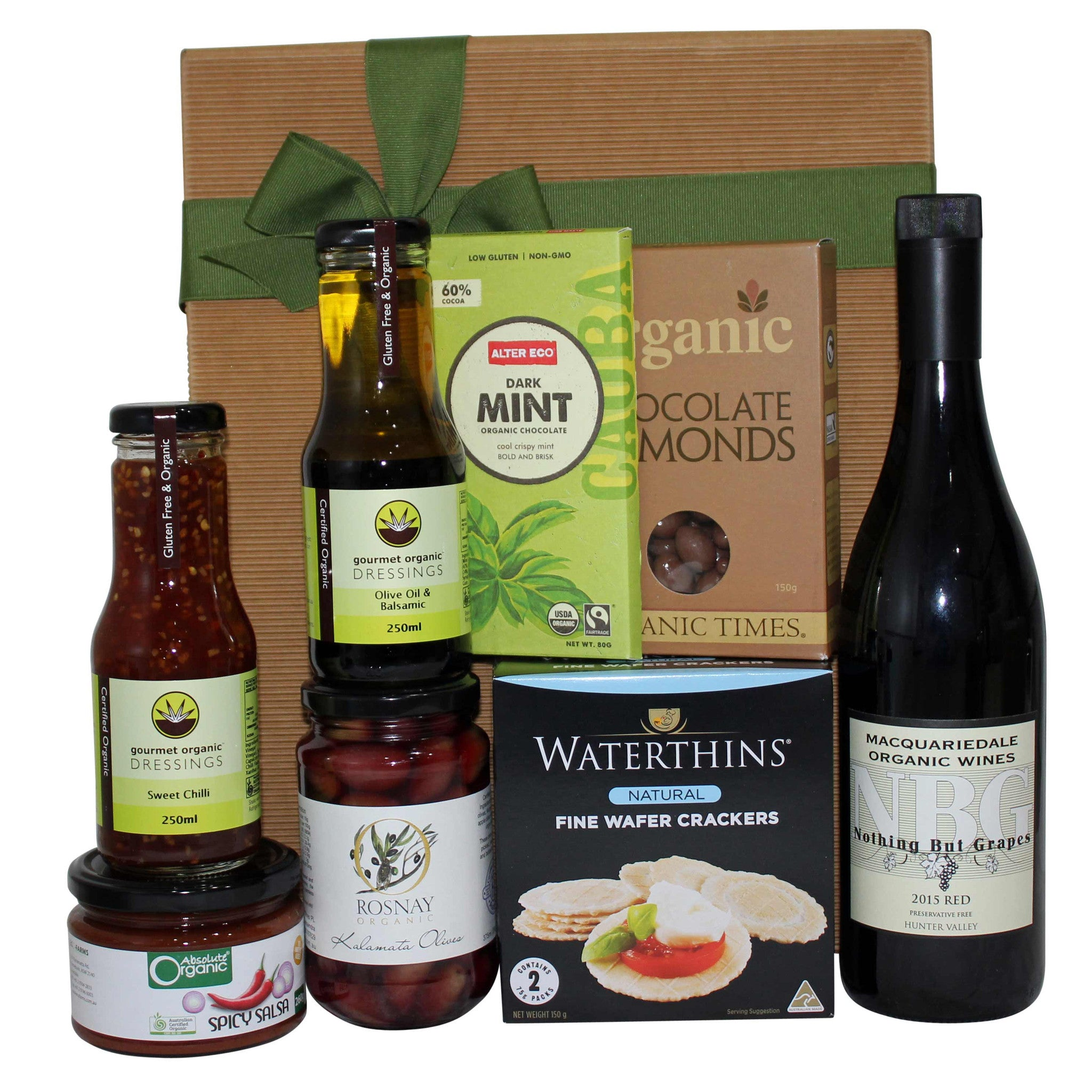 The Complete Organic Gift Hamper - Naturally Gifted
