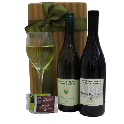 The Hunter Wine Gift Hamper - Naturally Gifted