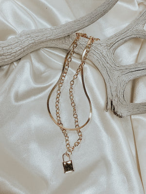 Chain Me Out Necklace