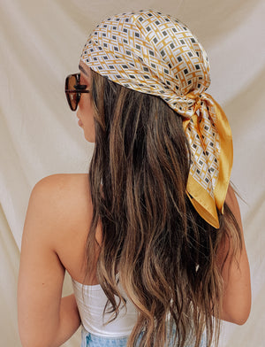 Blurred Lines Headscarf