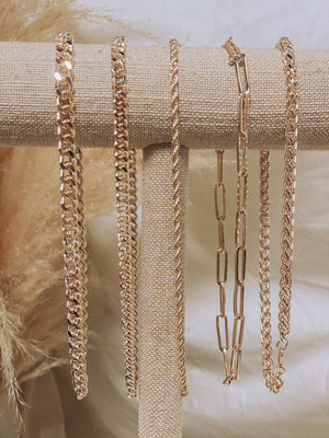 Gold Rush Necklaces