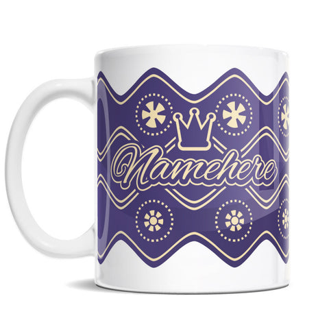 11oz Personalized Coffee Mug - Royal Emblem I