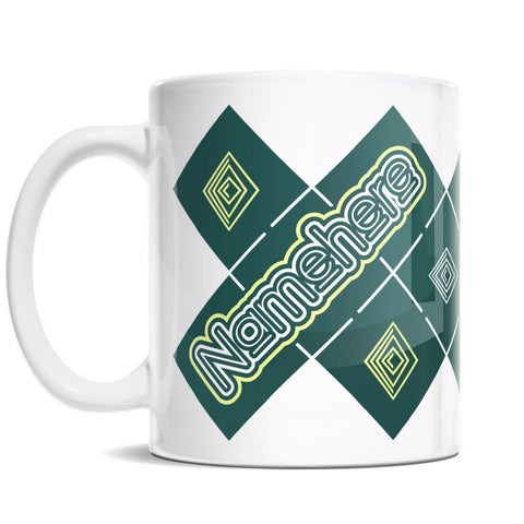 11oz Personalized Coffee Mug - Loco Fiesta