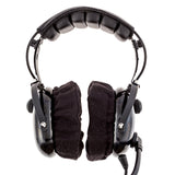 KORE AVIATION Premium Deluxe Cloth Ear Cover for Pilot Aviation Headset