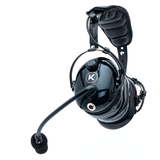 KORE BROADCAST KB-1 Stereo Headset for Camera and Production Communication (Non-talent)