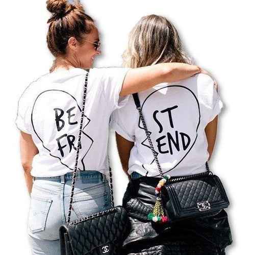 Best Friend Tees - Desire Wear