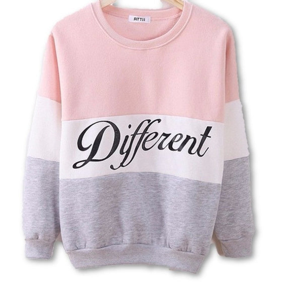 Different Sweatshirt - Desire Wear