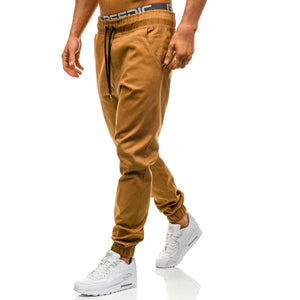 Casual Lace Up Pants