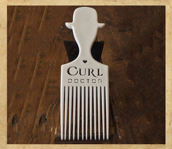 The Curl Doctor Hair Pick