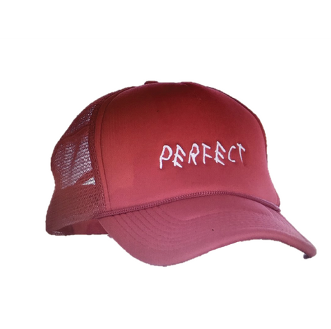 Perfect Snapback Red