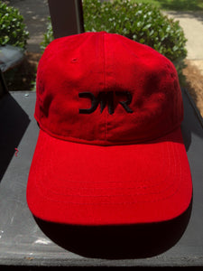 DMR Dad Hat Red