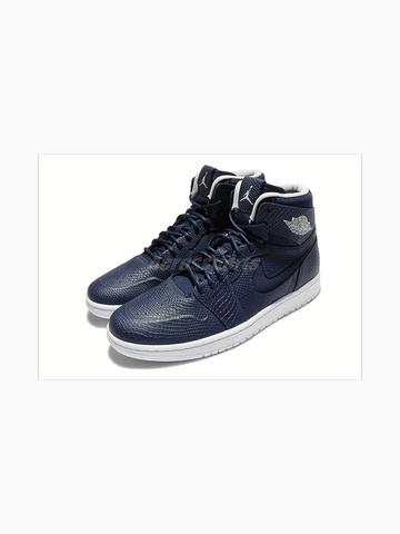 Nike Air Jordan 1 Retro High Nouveau Navy White