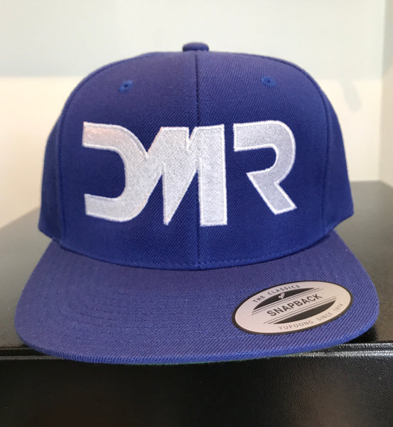 DMR BIG Face SNAPBACK Hat