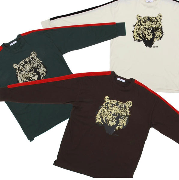 Tiger Track Tee