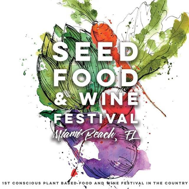 Come visit at Seed Food & Wine Festival on Saturday November 5th