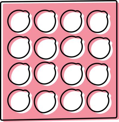 16 Shadow Palette