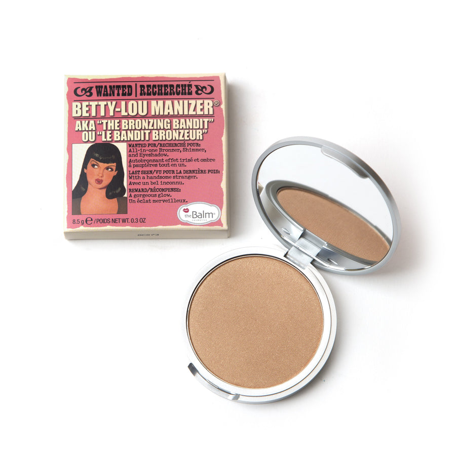 Betty-Lou Manizer® -- Bronzer/Shadow