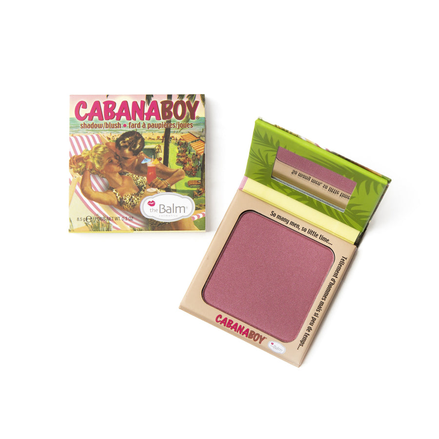 CabanaBoy® -- Shadow/Blush