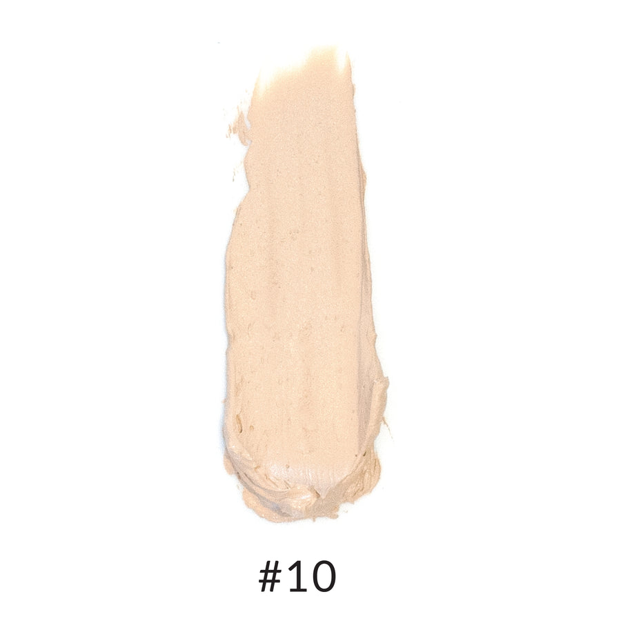 #10 (For Very Fair Skin)