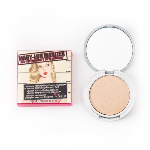 Mary-Lou Manizer® Travel-Size -- Highlighter & Shadow