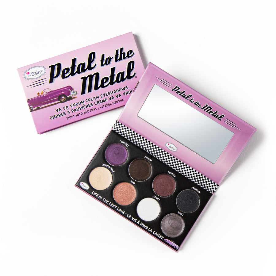 Petal to the Metal® Shift into Neutral -- Cream Eyeshadow Palettes