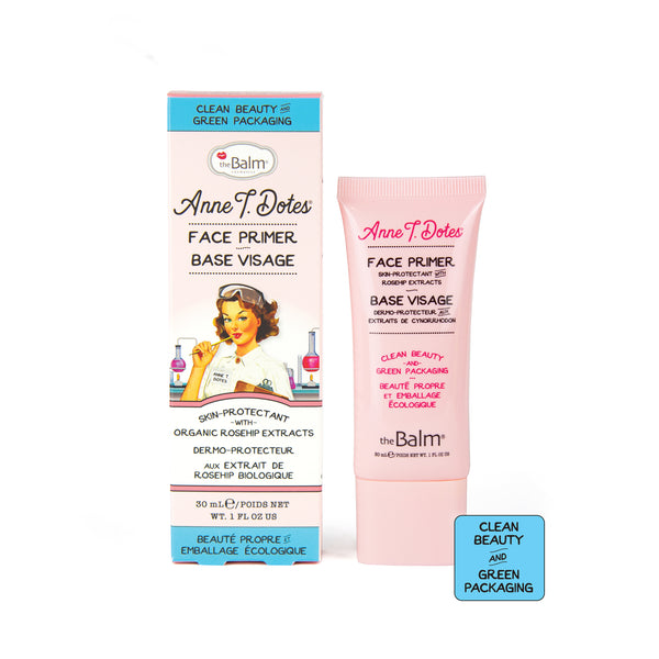 Anne T. Dotes® Primer -- Clean Beauty & Green Packaging