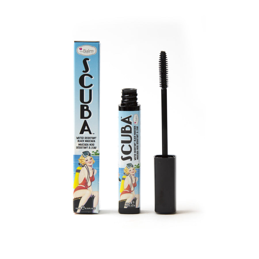 SCUBA® -- Water Resistant Black Mascara
