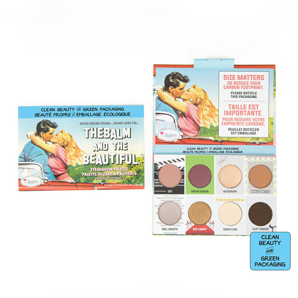 theBalm and The Beautiful - Episode 1 -- Eyeshadow Palette